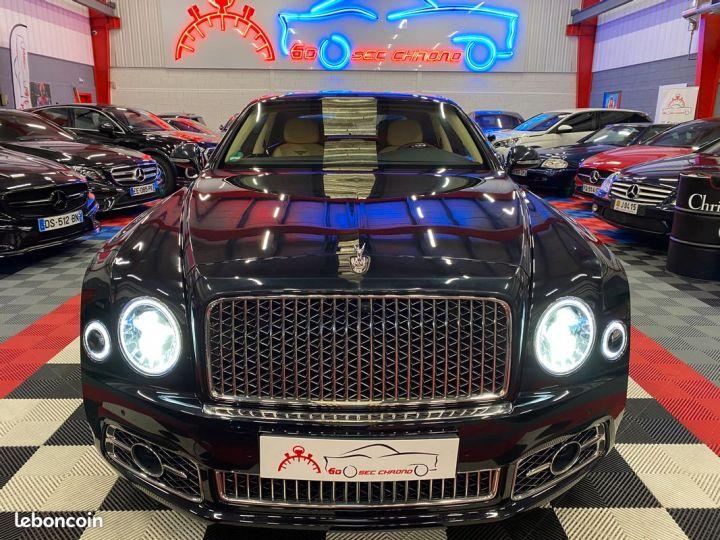 Bentley Mulsanne Speed Édition - 1