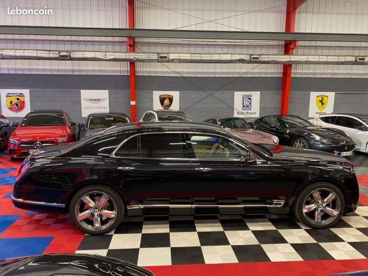 Bentley Mulsanne Speed Édition - 2