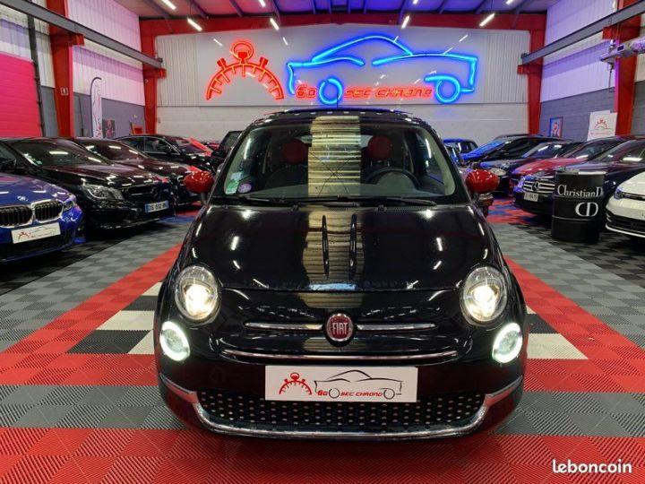 Fiat 500 ROSSO AMORE 12 69cv TOIT OUVRANT - 2
