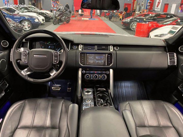 Land Rover Range Rover Vogue 44 SDV8 - 5