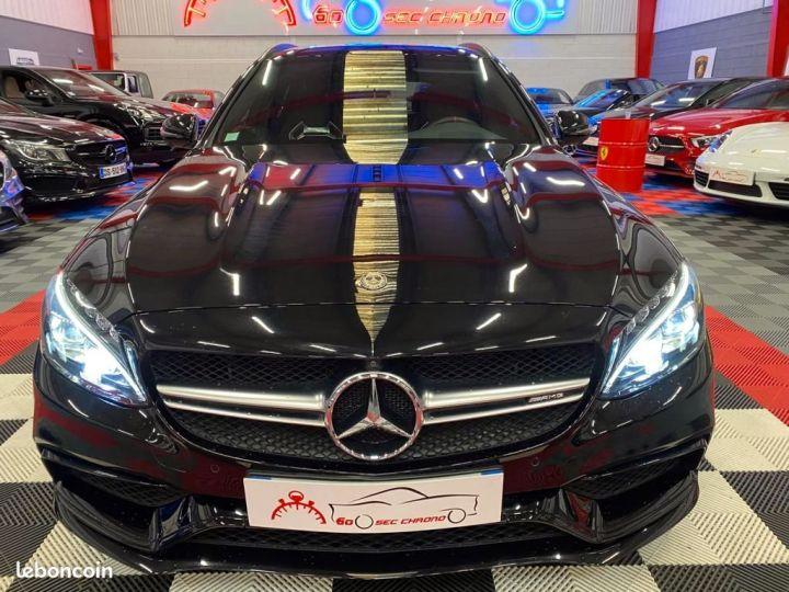 Mercedes AMG GT Mercedes-Benz C63S Break RENNTECH - 1