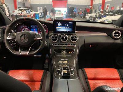 Mercedes AMG GT Mercedes-Benz C63S Break RENNTECH   - 5
