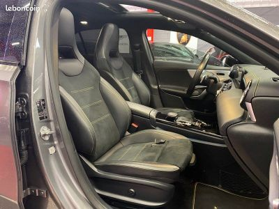 Mercedes Classe A 180d ÉDITION ONE FASCINATION AMG   - 4