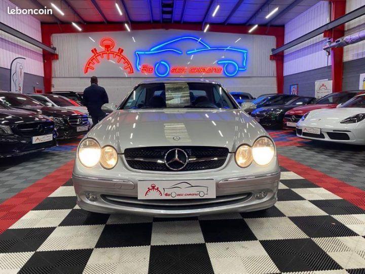Mercedes CLK 320 32l i Coupé 218cv v6 - 1