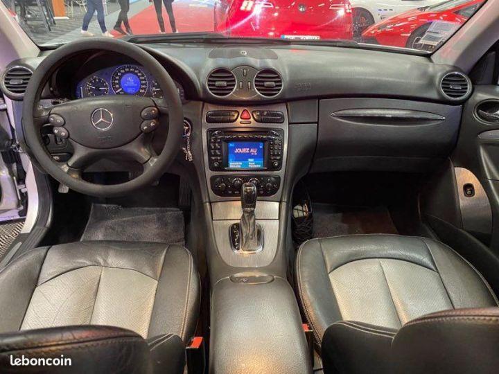 Mercedes CLK 320 32l i Coupé 218cv v6 - 5