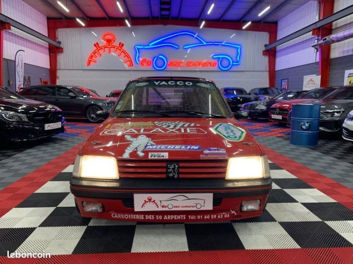 Peugeot 205 GTI 16l 145cv 1988 Collection - 2