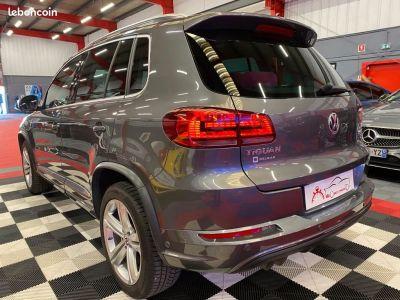 Volkswagen Tiguan 20 tdi 4-motion   - 4